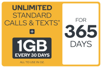 Kogan Mobile Prepaid Voucher Code: SMALL (365 Days | 1GB Per 30 Days)