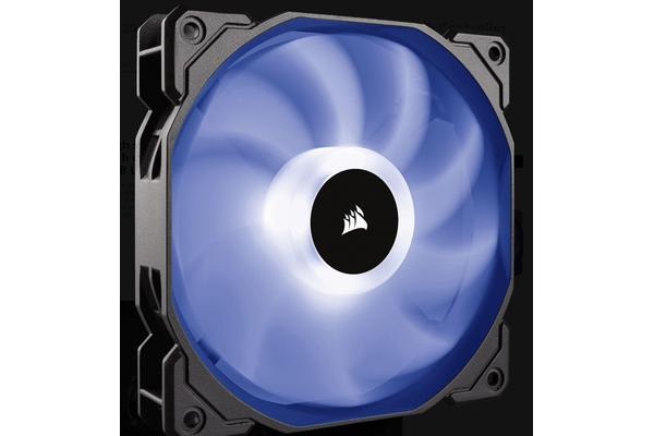 Corsair SP 120mm Fan RGB LED w/Controller Static Pressure