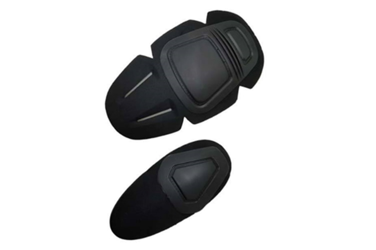Pack Of 4 Tactical Combat Knee & Elbow Protective Pads Guard