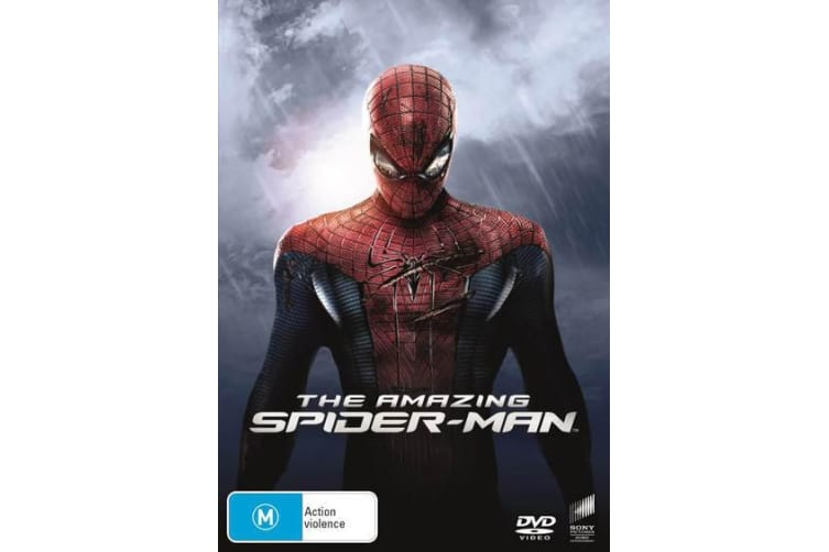 The Amazing Spider Man DVD Region 4