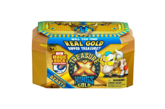 Treasure X Kings Gold Mystical Beast Single Pack