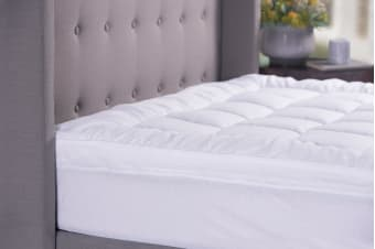 Sheraton Sanctuary Down Alternative 800GSM Mattress Topper (King Single)