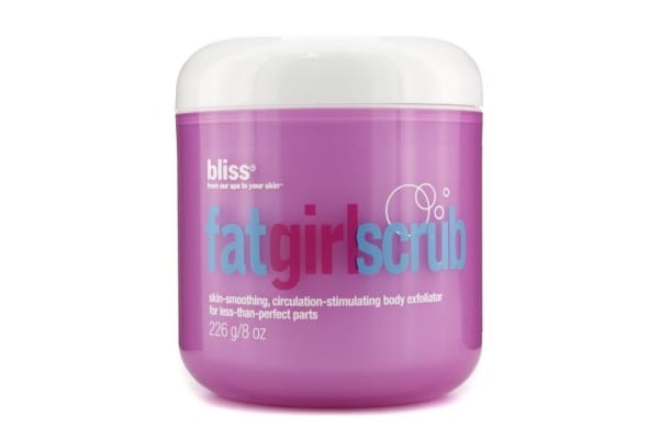 Bliss Fat Girl Scrub (226g/8oz)