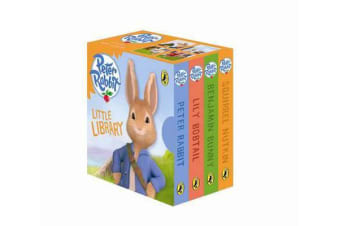 Peter Rabbit Animation - Little Library