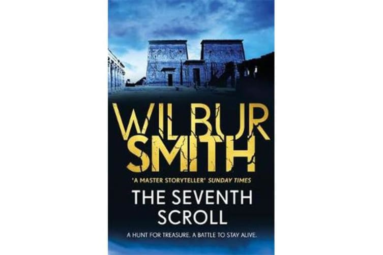 The Seventh Scroll - The Egyptian Series 2