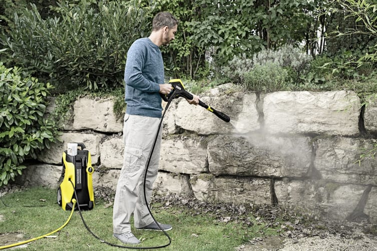 Karcher K7 Premium Full Control Plus Car and Home with Multi Jet Spray Lance and Hose Reel (1-317-142-0)