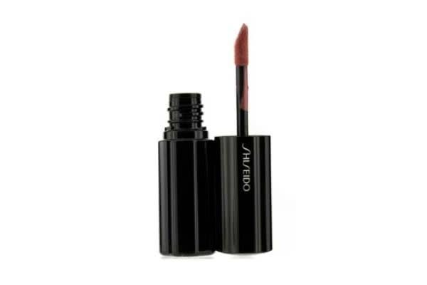Shiseido Lacquer Rouge - # RS322 (Metalrose) (6ml/0.2oz)