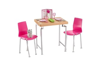 Barbie Date Night and Accessories Playset