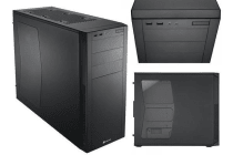 Corsair 200R Window ATX Mid-Tower Case Black 7x PCI Slots
