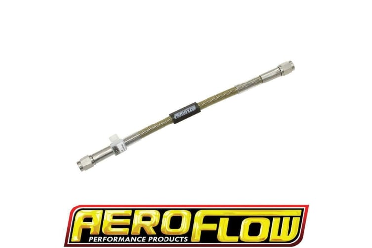 """Aeroflow -3AN To -3AN Straight 9"""" Long Line Female -3AN Fittings"""