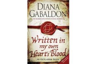 Written in My Own Heart's Blood - Outlander Novel 8
