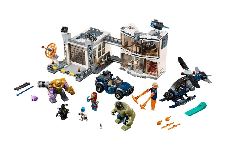 LEGO Marvel Avengers Compound Battle (76131)
