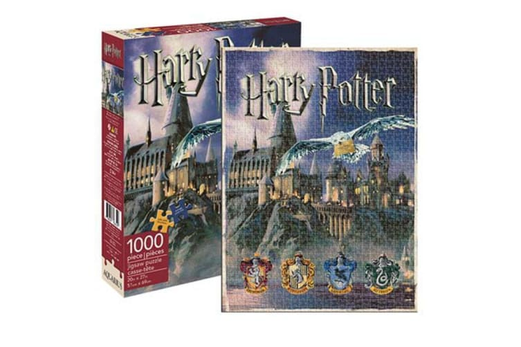 Harry Potter 1000 Piece Puzzle