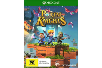 Portal Knights  Xbox One Game - Disc Like New