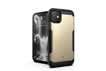 VERTECH Heavy Duty Shockof Cover for iPhone 11 -Gold