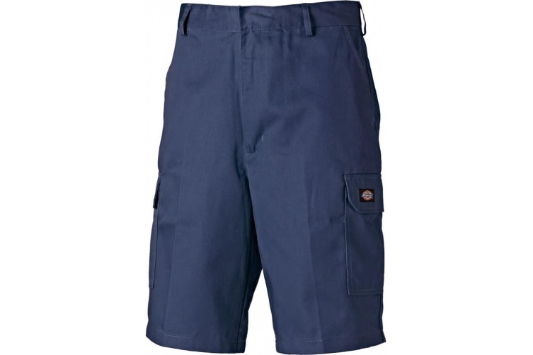 Dickies Redhawk Cargo Shorts / Mens Workwear (Navy Blue) (44inch)