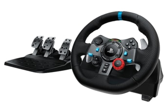 Logitech G29 Driving Force Racing Wheel for Playstation (941-000115)