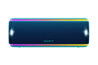 Sony Stepup Extra Bass Wireless Speaker - Blue (SRSXB31L)