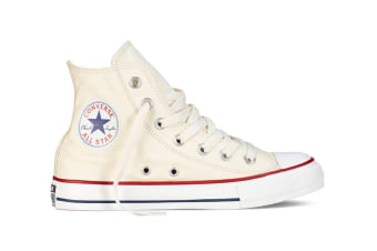 Converse Chuck Taylor All Star Hi (Off White, US Mens 8.5 / US Womens 10.5)
