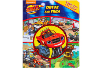 Blaze and the Monster Machines First Look and Find