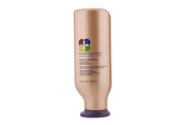 Pureology Super Smooth Condition (For Unmanageable Colour-Treated Hair) (New Packaging) (250ml/8.5oz)