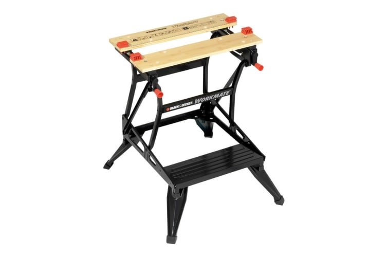 Black Amp Decker Foldable Workbench Wm536 Xe Kogan Com