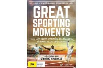 Great Sporting Moments / Sporting Mavericks DVD Region 4