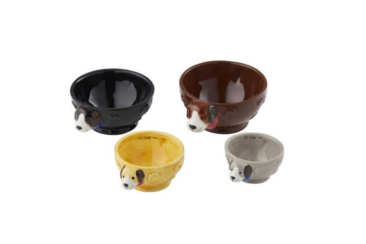 Davis And Waddell Rufus Dog Measuring Cups