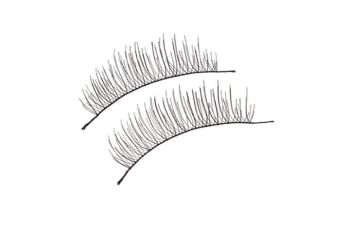 10 Pairs Of Artificial Eyelashes 216/217 Natural Soft Comfortable Hand-Made Artificial Eyelashes