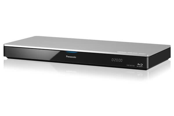 Panasonic 3D Blu-Ray Dvd Player Wifi Miracast Internet Apps Usb Dmp-Bdt370 - Refurbished