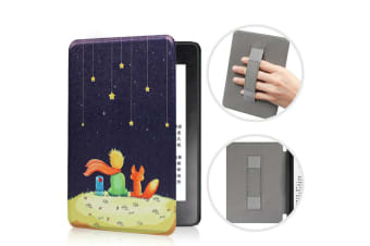 Leather Case Ultra Slim Magnetic Cover For Amazon All-new Kindle 10th Gen 2019-NO3 Pattern
