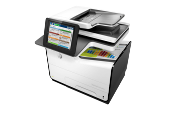 HP 25Kg+ Freight Rate-PageWide Managed E58650dn Multifunction,color Print, copy,
