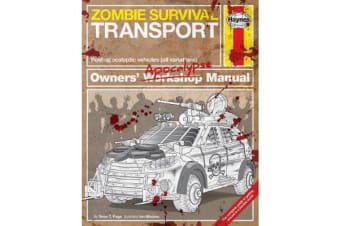 Zombie Survival Transport Manual - Post-apocalyptic vehicles (all variations)