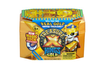 Treasure X Kings Gold Surprise Pack S3