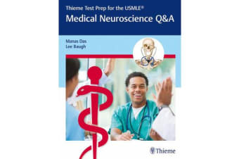 Thieme Test Prep for the USMLE (R) - Medical Neuroscience Q&A
