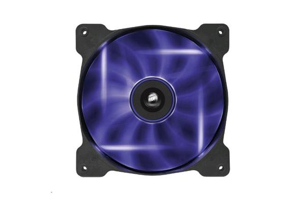 CORSAIR THE AIR SERIES SP 140 LED HIGH STATIC PRESSURE FAN COOLING PURPLE - SINGLE PACK