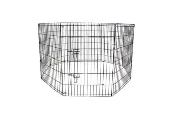 8 Panel Foldable Pet Playpen 36""