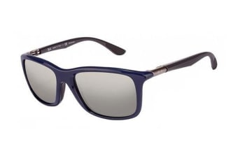 Ray-Ban RB8352 57mm - Blue (Grey Polarised lens) Mens Sunglasses