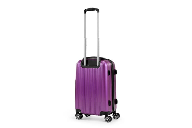 "Orbis 20"" Tahiti Spinner Luggage Case (Electric Purple)"