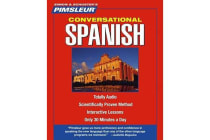 Pimsleur Spanish Conversational Course - Level 1 Lessons 1-16 CD - Learn to Speak and Understand Latin American Spanish with Pimsleur Language Programs