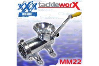 XXX MARINE BERLEY MEAT MINCER BURLEY FISHING BAIT SURFACE MOUNT MM22