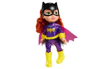 DC Super Hero Girls Batgirl Toddler Doll