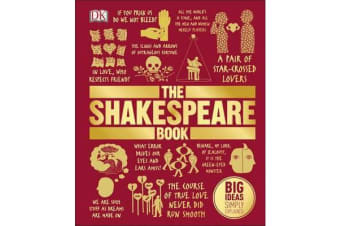 The Shakespeare Book - Big Ideas Simply Explained