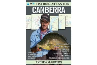 Fishing Atlas for Canberra
