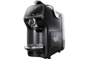 Lavazza Magia with Milk Frother (Black)