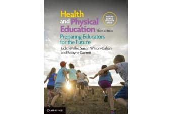 Health and Physical Education - Preparing Educators for the Future