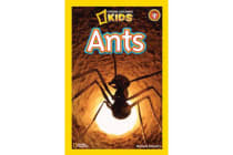 National Geographic Kids Readers - Ants
