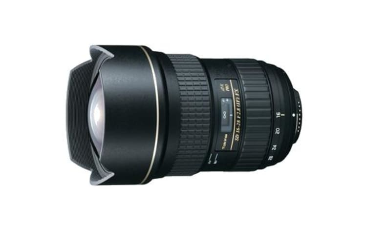 New Tokina AT-X 16-28 F2.8 PRO FX 16-28mm F2.8 Lens For Canon (FREE DELIVERY + 1 YEAR AU WARRANTY)