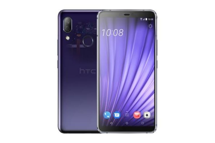 New HTC U19e Dual SIM 128GB 6GB RAM 4G LTE SmartPhone Purple (FREE DELIVERY + 1 YEAR AU WARRANTY)