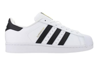 Adidas Originals Men's Superstar Shoe (White/Core Black)
